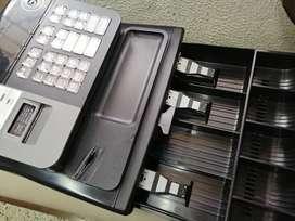 Registradora caja CASIO T280