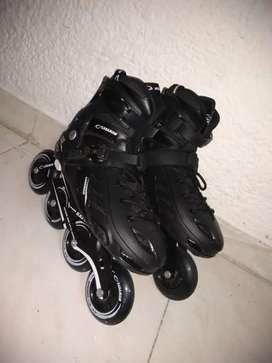 Vendó patines semiprofesionales Canariam Black Magic
