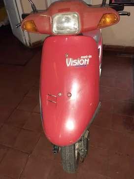 Honda visión de colección