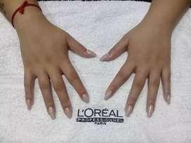 Esmaltado semipermanente - podoestetica - belleza de manos y pies