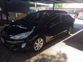 Peugeot 408 negro impecable!!!