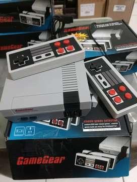 Consola de video juego GameGear vintage