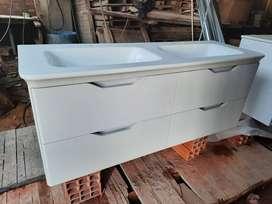 Mueble Lavamanos doble