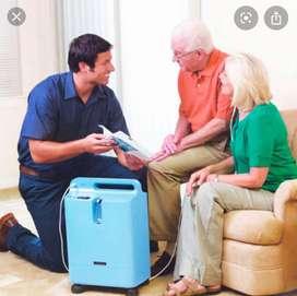 Oxigeno portatil para casa . Problemas respirstorios PHILLIPS RESPIRONICS