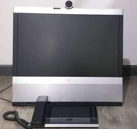 Videoconferencia Moderna Cisco Ex90 Color Plata Calidad
