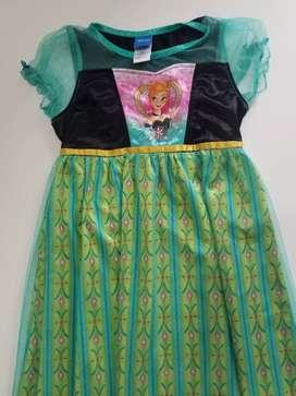 Disfraz de Anna Frozen Talla 8 usa