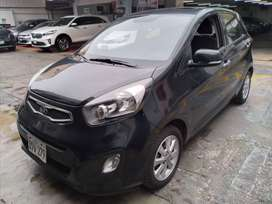 KIA PICANTO AT PLUSS AÑO 2013 FULL