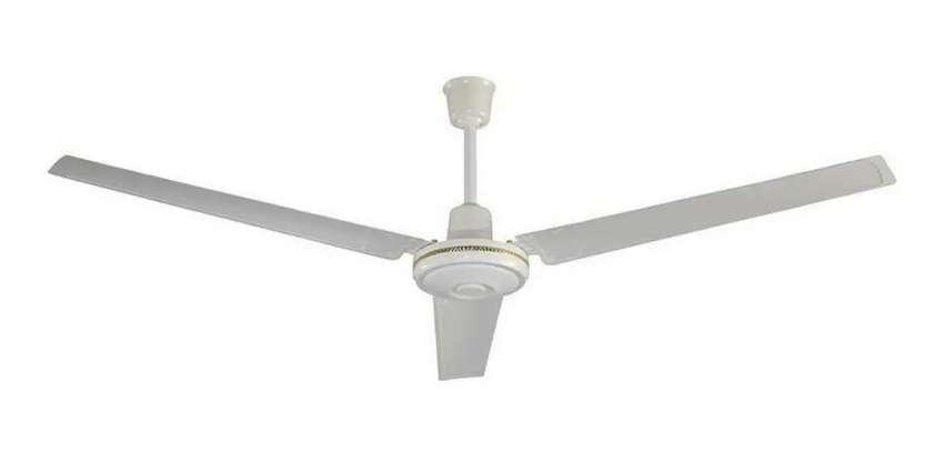 Ventilador Techo Tumbado Aire Industrial cod 6837