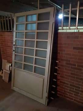 Portón para garaje