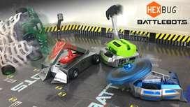 Battlebots! Robots de batalla R/C