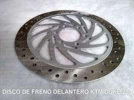 KTM DUKE 200 DISCO DE FRENO NUEVO GENERICO KTM DUKE 200 2012 A 2016