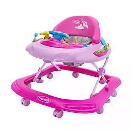 Caminador bebesit musical bebé