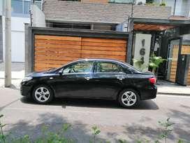 Vendo Toyota Corolla GLi 2012.Poco recorrido.