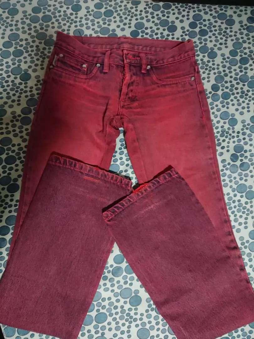 Jeans ossira 0