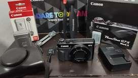 Canon power Shot g7x markII