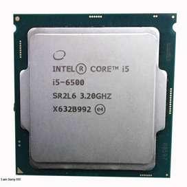 Procesador Core i5 Sexta Gen 6500