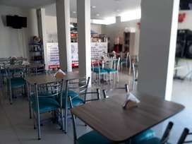 Se traspasa Restaurante- Cevicheria