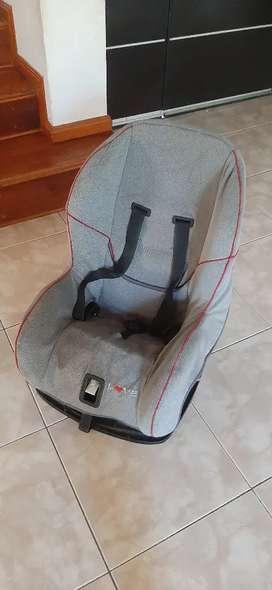Silla butaca para auto bebe Love hasta 25 kg
