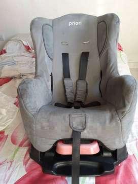 Líquido, silla de bebé para auto