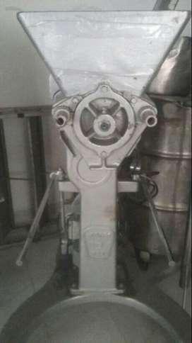 Maquina Granuladora Marca Stokes