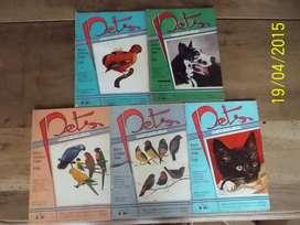 Revistas Pets