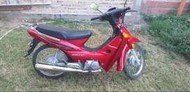 Vendo moto HONDA WAVE 110cc. MODELO 133