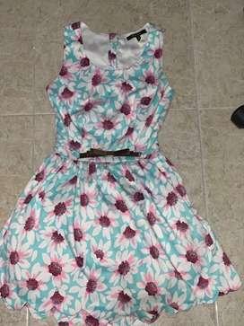 venta de 3 vestidos usados una sola vez- en perfecto estado