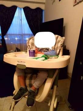 Mesa comedor de bebé Graco