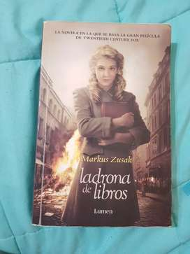 Ladrona de libros - Markus Zusak