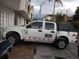 Chevrolet dmax 4×4 2007 con trabajo
