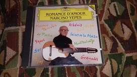 Romance Damour  Narciso Yepes