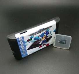 Everdrive Sega Genesis  Megadrive