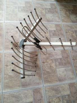 Antena Tda con Cable Coaxial de 20metros
