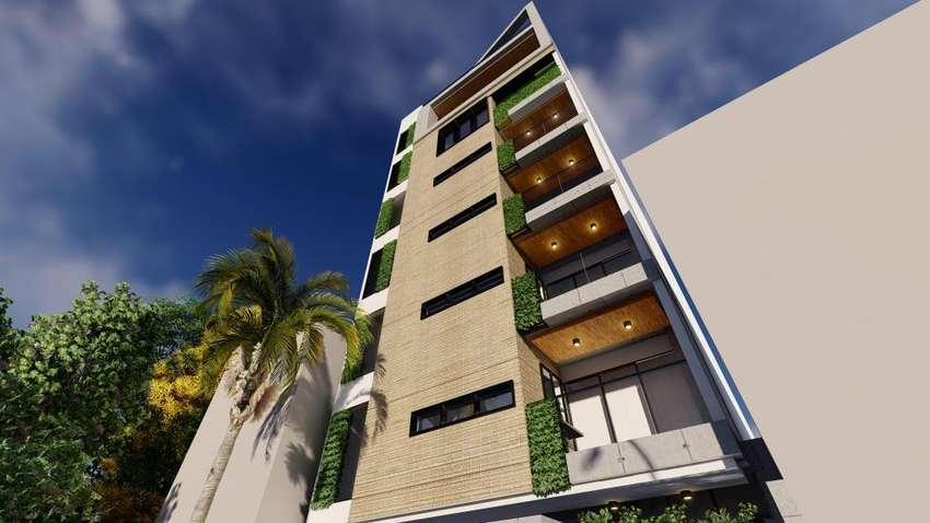 Venta Apartamento Nuevo de 51 mt2 laureles Medellin 0