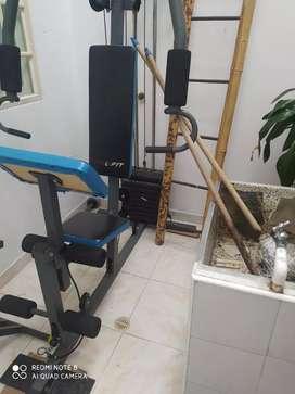 Máquina para gym en buen estado