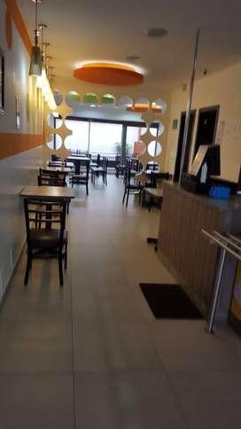 Cafeteria Restaurante tipo Cátering en venta
