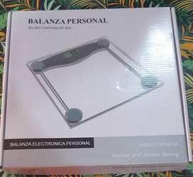 balanzas vidrio templado 150k