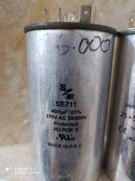 Condensadores para mini split nevera