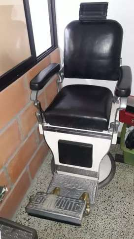 Vendo Silla para Barbería