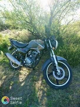 Moto Zanella 150 Cc único dueño..