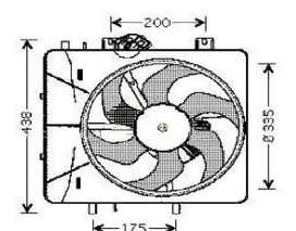 ELECTRO. CITROEN C 3 1.4i /1.6i (ASPIRANTE) COMPL