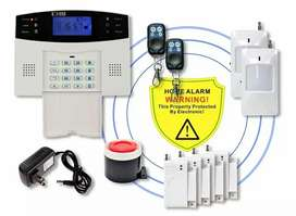 Alarmas y seguridad electrónica para Oficinas o Casa