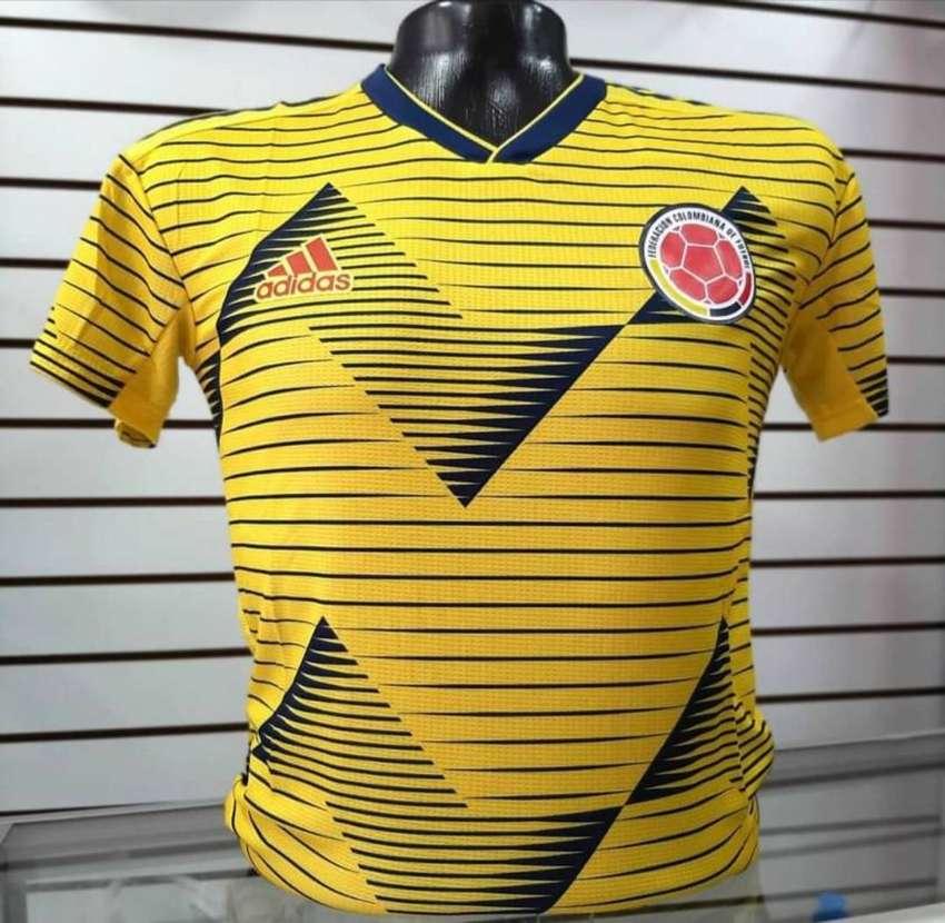 Camisetas Selección Colombia 0