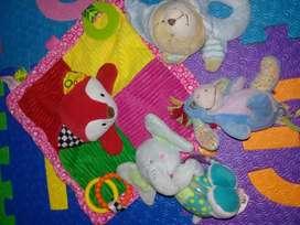 Lote de Juguetes para Bebes