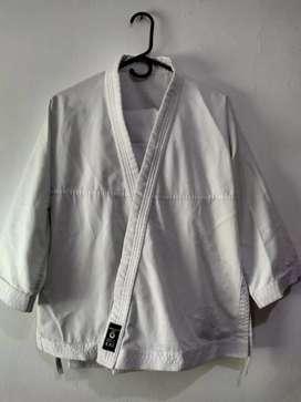 Uniforme de Karate para niño talla 32