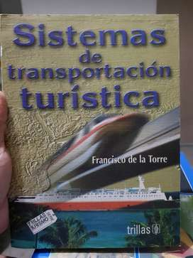 Libro Sistemas de Transportación Turística