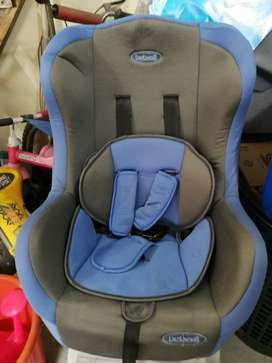 Asiento auto para niño