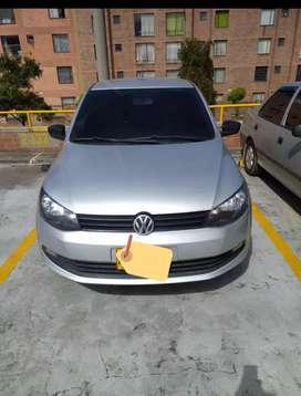Volkswagen Gol 2014 Plateado