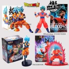 Figura Goku SSJ Blue Kaioken Dragon Ball Super
