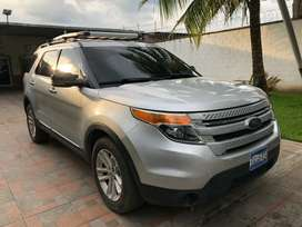 Ford explorer xlt 2011 full extras